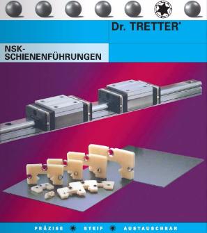 NSK-Schienenführungen