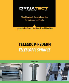 Teleskop-Federn